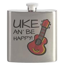 UkeHappyOutline Flask