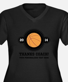 Thank you basketball coach Plus Size T-Shirt