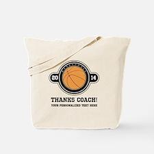 Thank you basketball coach Tote Bag