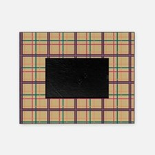 Summer Plaid Picture Frame