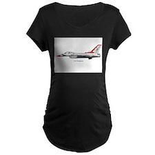 thun14x10_print.jpg Maternity T-Shirt