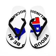 Proud Illinois Democrat Flip Flops