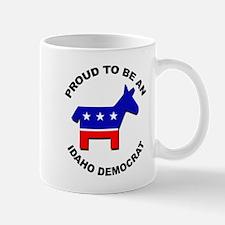 Proud Idaho Democrat Mug