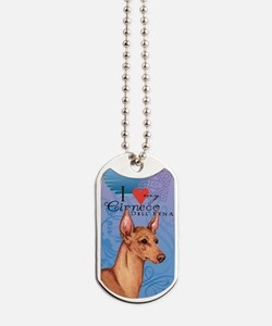 Cirneco dell'Etna Dog Tags