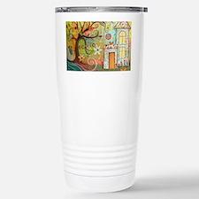 Happiness Stainless Steel Travel Mug