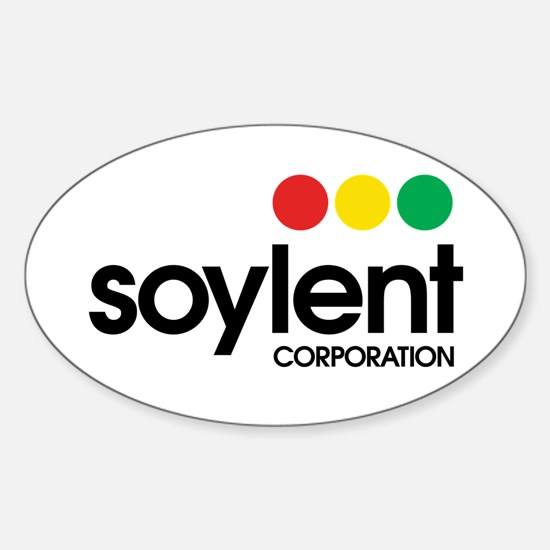 Soylent Corporation Bumper Stickers