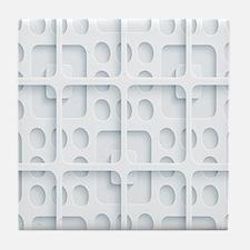 Patterns Tile Coaster