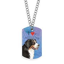 Bernese Mountain Dog Dog Tags