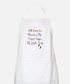 Little Feet BBQ Apron
