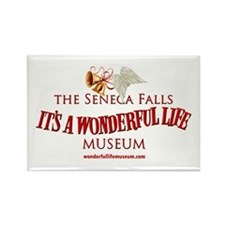Wonderful Life Museum Magnets