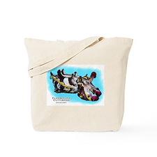 Flamboyant Cuttlefish Tote Bag