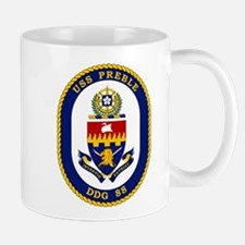 USS Preble DDG-88 Mug
