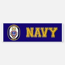 USS Chafee DDG-90 Bumper Bumper Sticker