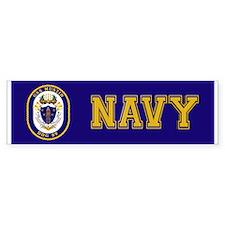 USS Mustin DDG-89 Bumper Sticker
