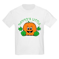 Daddy's Little Pumpkin T-Shirt