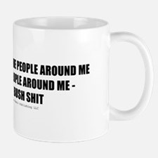 If I Can't Change the People Mug