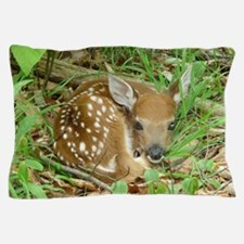 spotted fawn Pillow Case