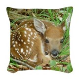 Deer Throw Pillows