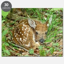 spotted fawn Puzzle