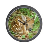 Fawn deer Basic Clocks