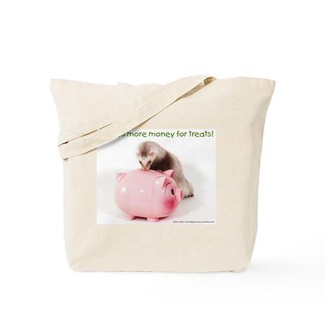 Need More Money - Tote Bag