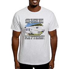 Size Matters Fifth Wheel T-Shirt