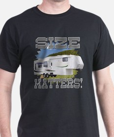 Size Matters Fifth Wheel T-Shirt