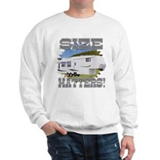 Size Matters Fifth Wheel Sweatshirt