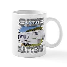 Size Matters Fifth Wheel Mug