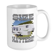 Size Matters Fifth Wheel Mug
