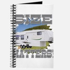 Size Matters Fifth Wheel Journal