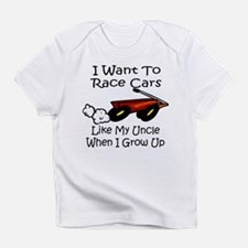 Funny Baby race Infant T-Shirt