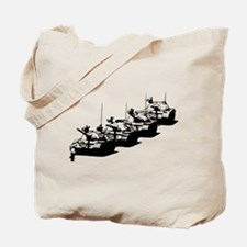 Tienanmen Tank Man Tote Bag