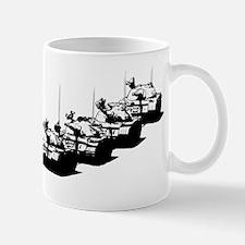 Tienanmen Tank Man Mugs