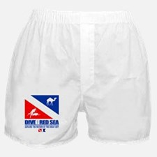 Dive The Red Sea Boxer Shorts