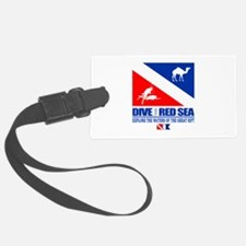 Dive The Red Sea Luggage Tag