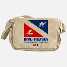 Dive The Red Sea Messenger Bag