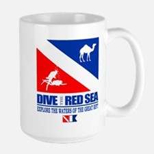 Dive The Red Sea Mugs