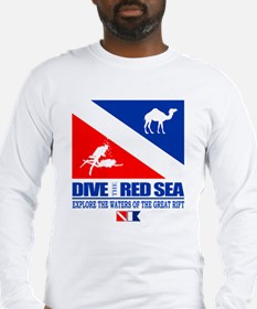 Dive The Red Sea Long Sleeve T-Shirt