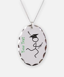 Personalize Grad Runner © Necklace