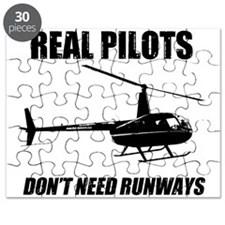 Real Pilots Dont Need Runways Puzzle