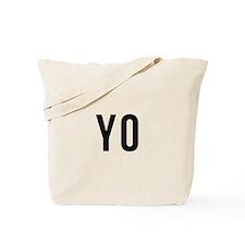 Yo Tote Bag