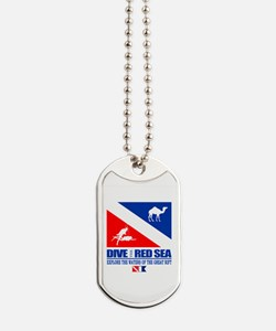 Dive The Red Sea Dog Tags