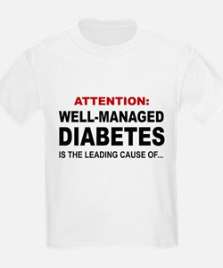 Well Managed Diabetes T-Shirt