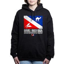 Dive The Red Sea Women's Hooded Sweatshirt
