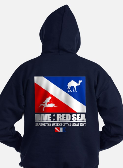 Dive The Red Sea Hoodie