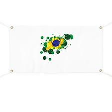 Brazil Flag- Banner