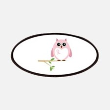 Awareness Owl Patches