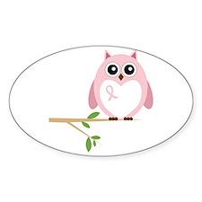 Awareness Owl Decal