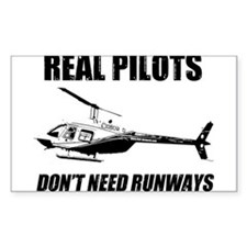 Real Pilots Dont Need Runways - Bell 206 JetRanger